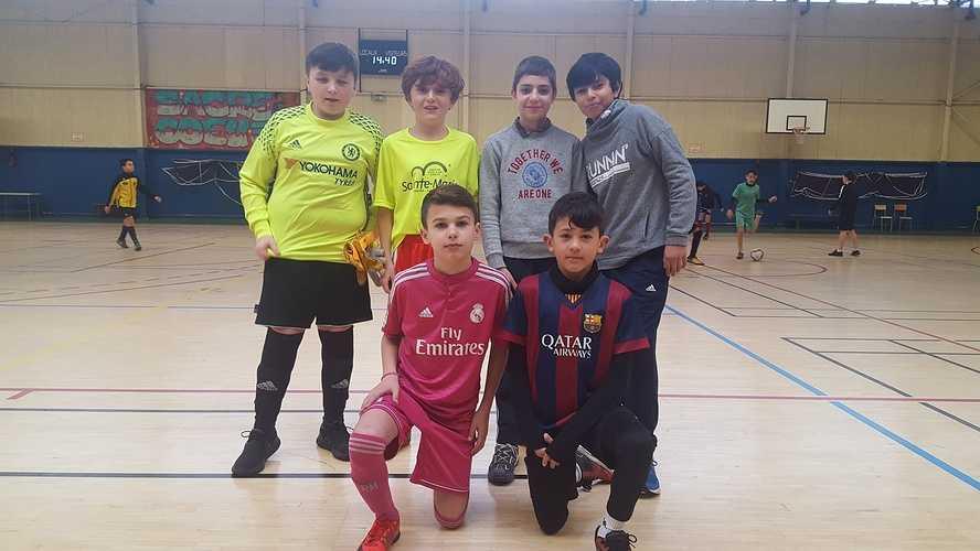 AS : Futsal 0