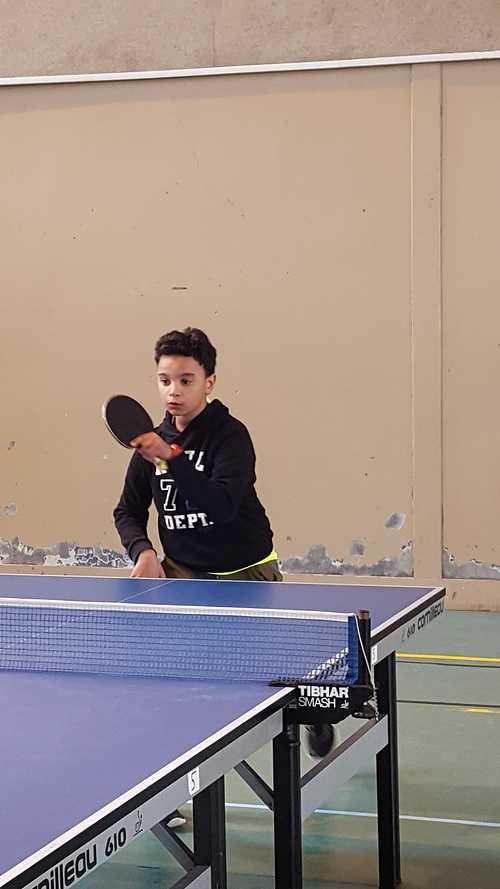 AS :Tennis de table à Pléneuf Val André. 0