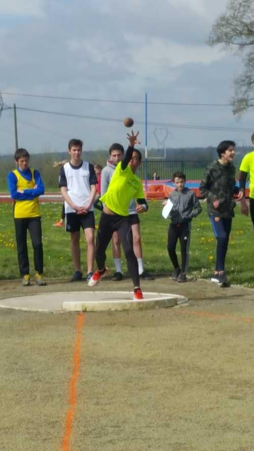 District Athlétisme 0