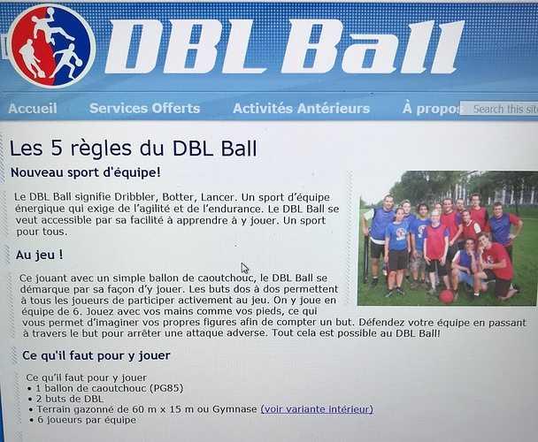 DBL Ball 0