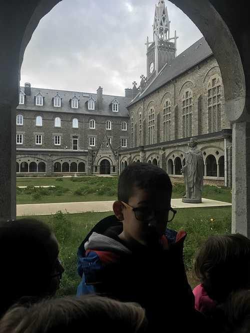 Visite de la maison St Yves img1524