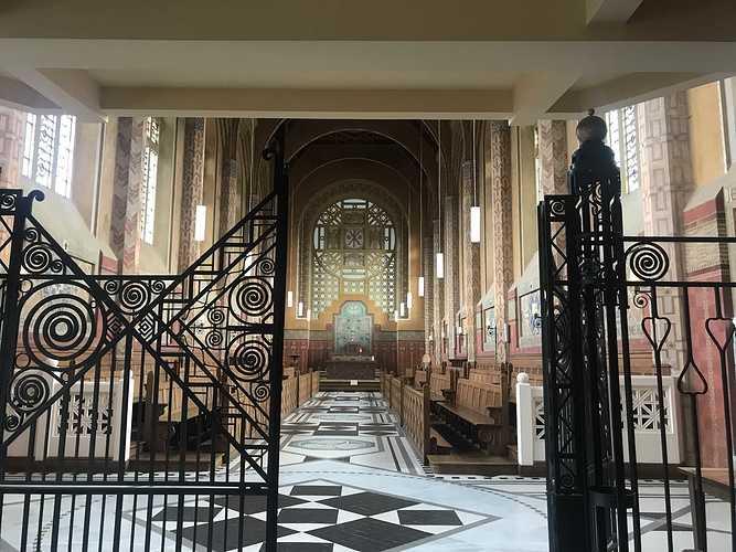Visite de la maison St Yves img1536