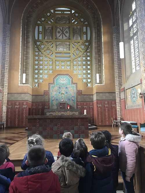 Visite de la maison St Yves img1556