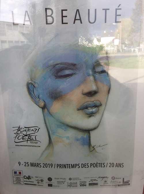 Le printemps des poètes... 0