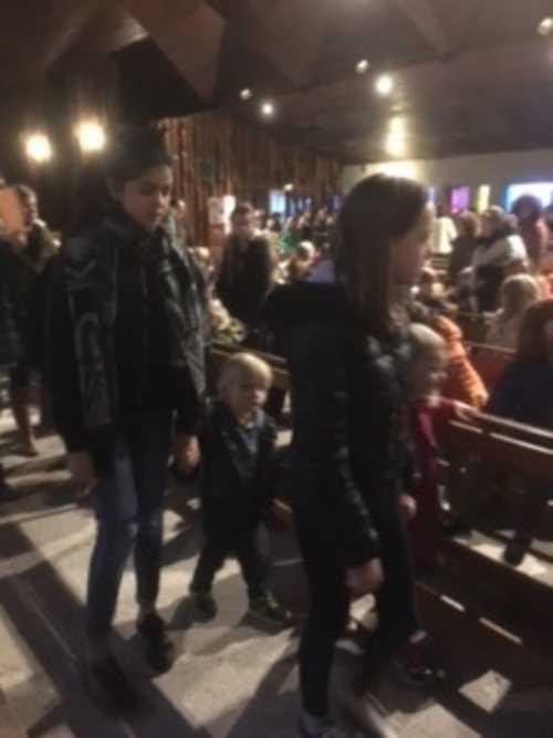 Célébration de l''Avent à l''église St Yves img6507