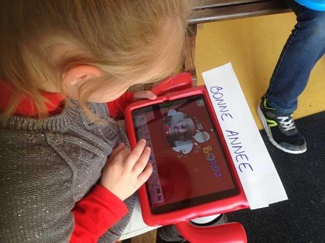 La maternelle à l''heure du numérique... img2311