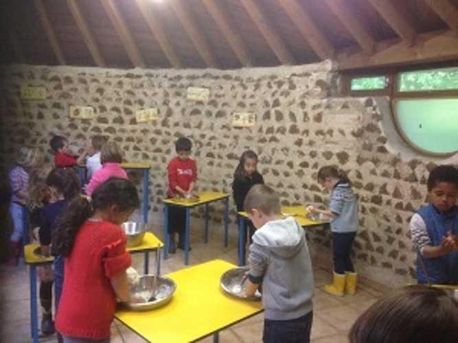 """Journée """"pain"""" à la ferme de la Ville Oger img2780"""