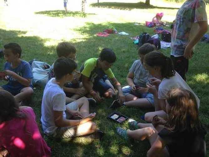 Dernier jour : rencontre sportive inter-école img3820